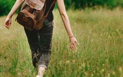 Wandern mit dem DREISER Sprudel – Achtsamkeits-Pfad Kleine Kyll